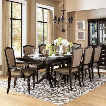 HomeVance Glendale 9-piece Dining Set