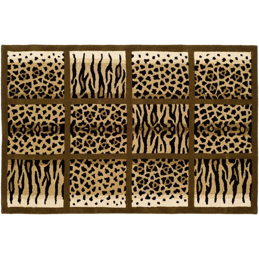 Safavieh Soho Animal Print Geometric Rug