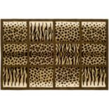Safavieh Soho Animal Print Geometric Rug
