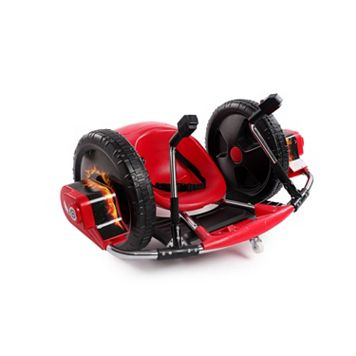 Fun Wheels Spin Krazy Ride-On Toy