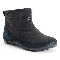 Columbia Crystal Shorty Women's Waterproof Slip-On Winter Boots
