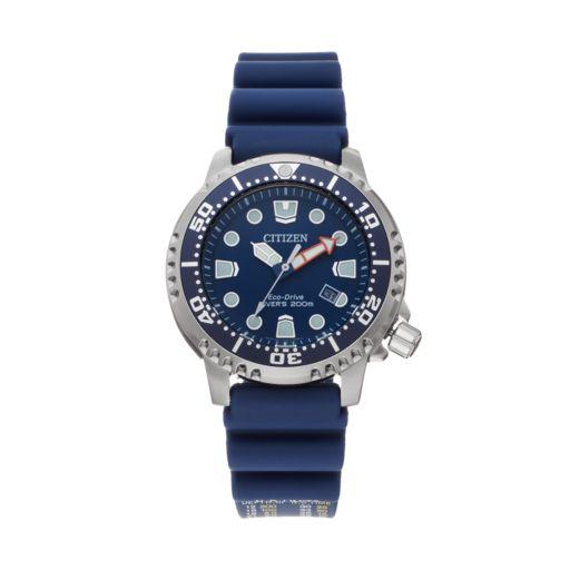 Citizen Eco-Drive Men's Promaster Professional Dive Watch - BN0151-09L