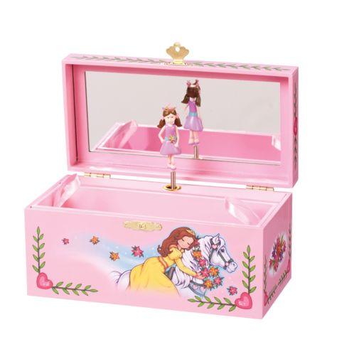 Enchantmints Royal Garden Princess Music & Treasure Box