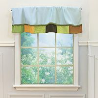 Nurture Imagination Swing Window Valance