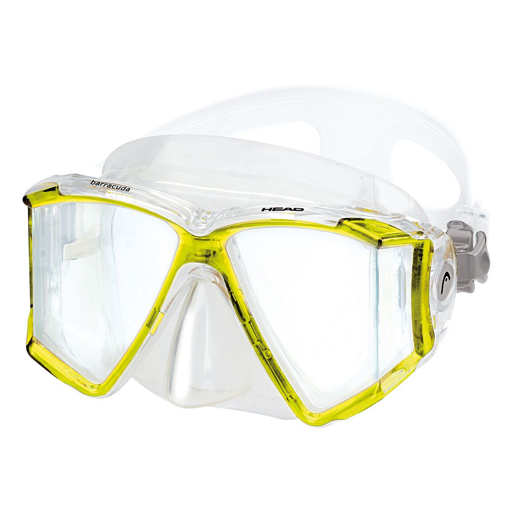 HEAD Barracuda Purge Snorkel Mask