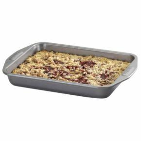 "Circulon Bakeware 9"" x 13"" Covered Cake Pan"
