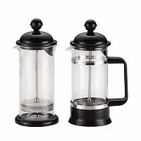 BonJour Coffee 3 pc La Petite French Press & Milk Frother Set