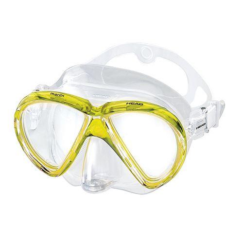 HEAD Marlin Purge Snorkel Mask