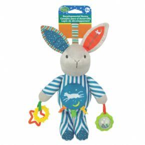 Goodnight Moon Developmental Bunny Plush by Kids Preferred
