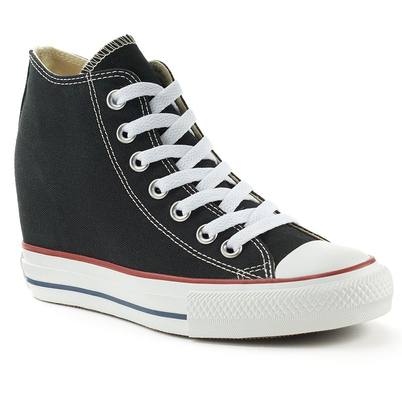 Black Shoe White Sole Site Kohls Com
