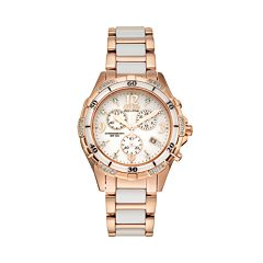 Citizen Eco-Drive Women's Diamond Stainless Steel Chronograph Watch - FB1233-51A