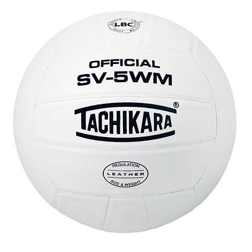 Tachikara Official SV5WM Premium Leather Volleyball