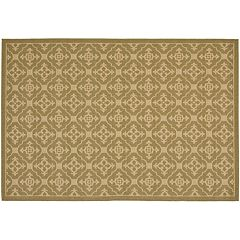 Safavieh Courtyard Tile Indoor Outdoor Rug