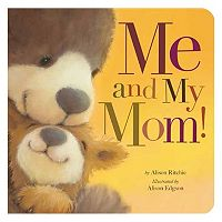 Me and My Mom! Book