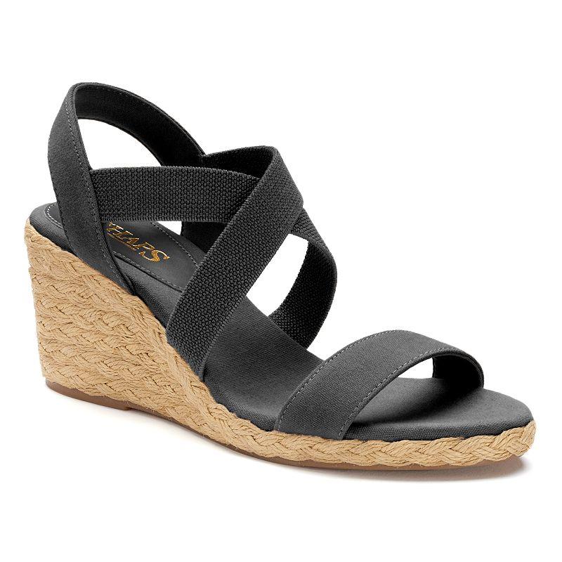 Chaps Dacey Women's Espadrille Wedge Sandals