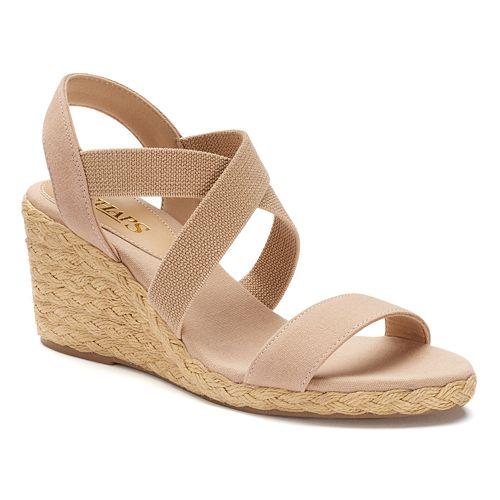 17ddff00f89 Chaps Dacey Women's Espadrille Wedge Sandals