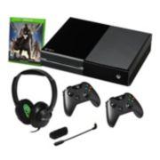 Xbox One Bundle, 500GB with Destiny & Accessories