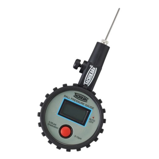 Tachikara Digital Ball Pressure Gauge