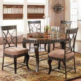 Branton Home Hamlyn Dining 5-piece Set