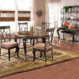 Branton Home Hamlyn Dining 6-piece Set