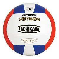 Tachikara VB7500 Super-Soft Composite Leather Outdoor Volleyball