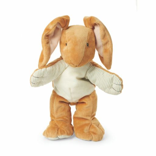 Guess How Much I Love You Nutbrown Hare Plush Hand Puppet by Kids Preferred