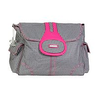 Kalencom Elite Houndstooth Diaper Bag