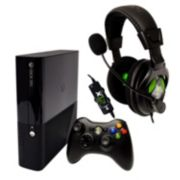 Xbox 360 Bundle, 4GB with Accessories