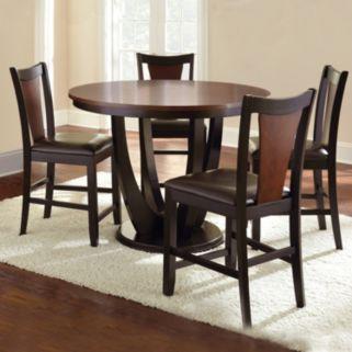 Branton Home Oakton Counter Dining 5-piece Set