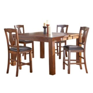 Branton Home Lakewood Counter Dining 5-piece Set