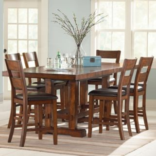 Zappa 7-piece Counter Dining Set