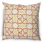 Home Fashions International O'Treasure Indoor Outdoor Throw Pillow