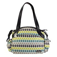 Kalencom Bellisima Feathers Diaper Bag