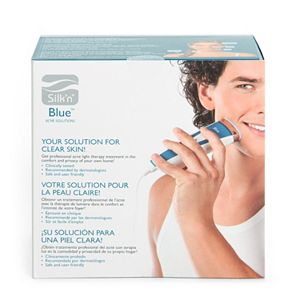 Silk'n Blue Acne Light Therapy Treatment Device
