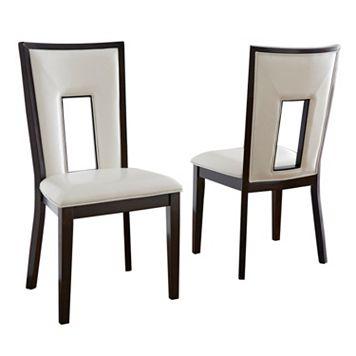 2-Piece Delano Side Chair Set