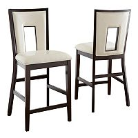 2-Piece Delano Counter Chair Set