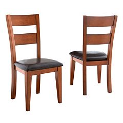 2-Piece Mango Side Chair Set