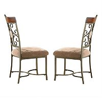 2-Piece Thompson Side Chair Set
