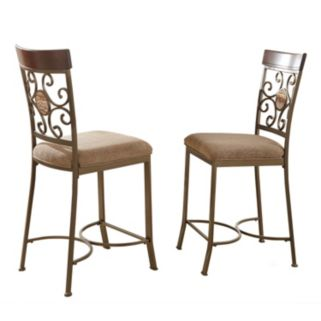 2-Piece Thompson Counter Chair Set