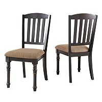 2-Piece Carolton Side Chair Set