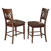 2 pc Dolly Counter Chair Set
