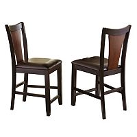 2-Piece Oakton Counter Chair Set