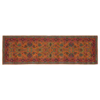 Liora Manne Petra Agra Floral Wool Rug Runner - 2'3'' x 8'