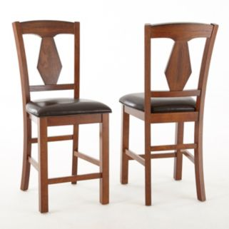 2-Piece Lakewood Counter Chair Set