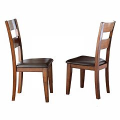 2 pc Zappa Side Chair Set