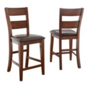 2-Piece Zappa Counter Chair Set