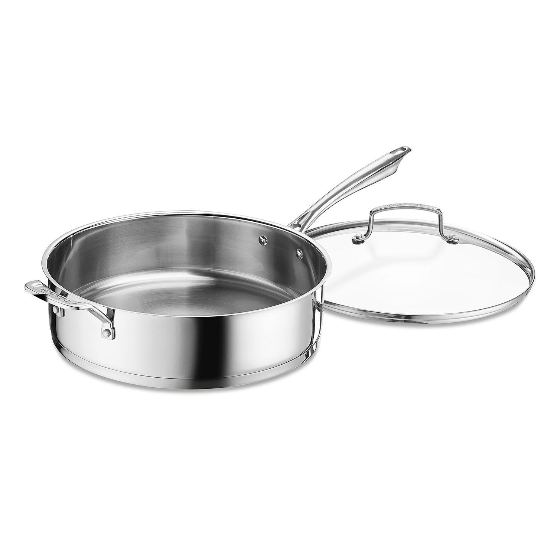 cuisinart 6qt stainless steel saut pan - Cuisinart Pots And Pans