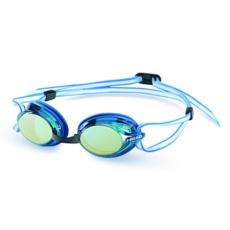 Head Venom Adult Swim Goggles Blue Frame/Blue Mirrored Lens 99171172