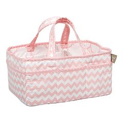 Trend Lab Pink Sky Storage Caddy