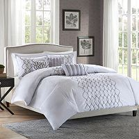 Madison Park Lillian 6-pc. Duvet Cover Set